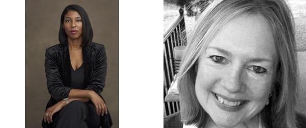 Writers Khadijah Queen and Kathy Fagan